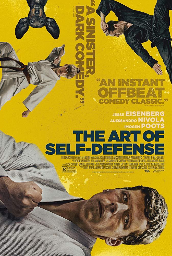 دانلود فیلم هنر دفاع شخصی 2019 The Art of Self-Defense سانسور شده + زیرنویس فارسی