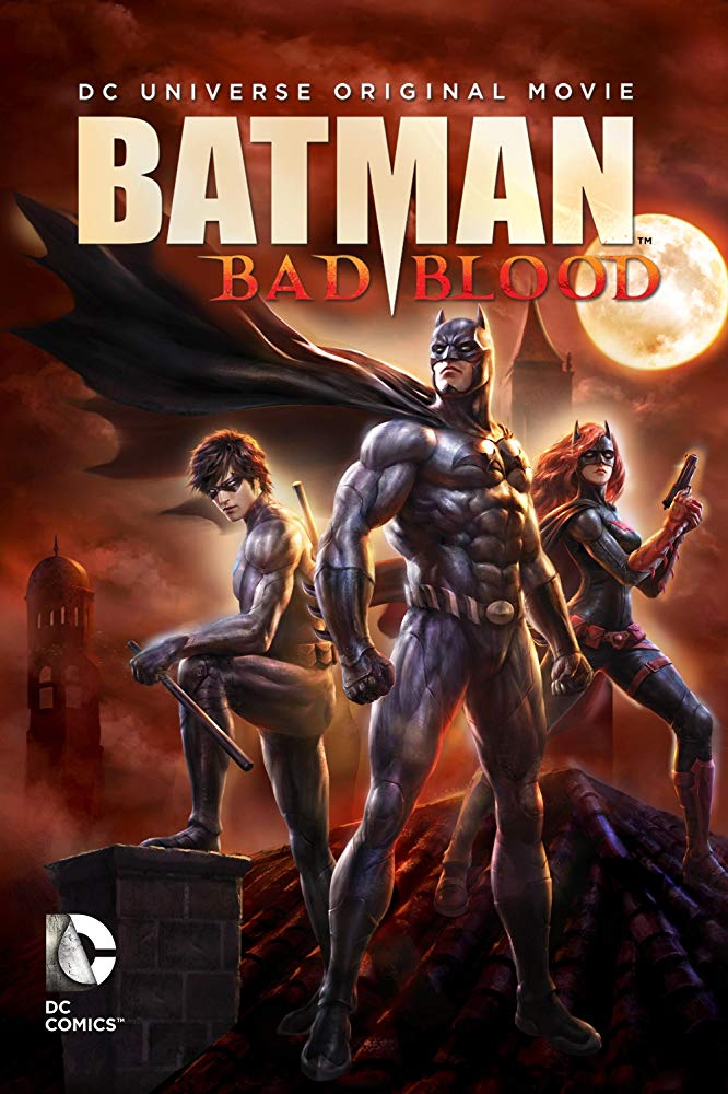 دانلود فیلم بتمن: کینه جو 2016 Batman Bad Blood سانسور شده + زیرنویس فارسی