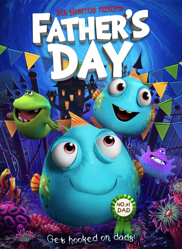 دانلود انیمیشن روز پدر 2019 Father's Day سانسور شده + دوبله فارسی