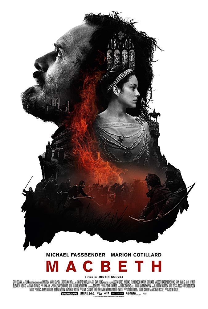 دانلود فیلم مکبث 2015 Macbeth سانسور شده + دوبله فارسی