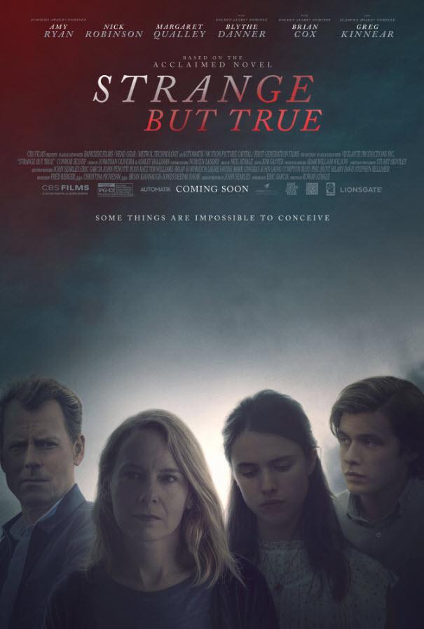 دانلود فیلم عجیب اما واقعی 2019 Strange But True سانسور شده + زیرنویس فارسی