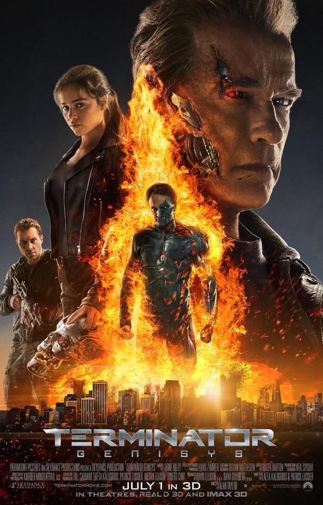 دانلود فیلم ترمیناتور جنسیس 2015 Terminator Genisys سانسور شده + دوبله فارسی