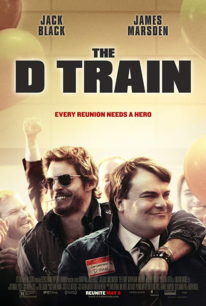 دانلود فیلم آقای دی The D Train 2015 سانسور شده + دوبله فارسی