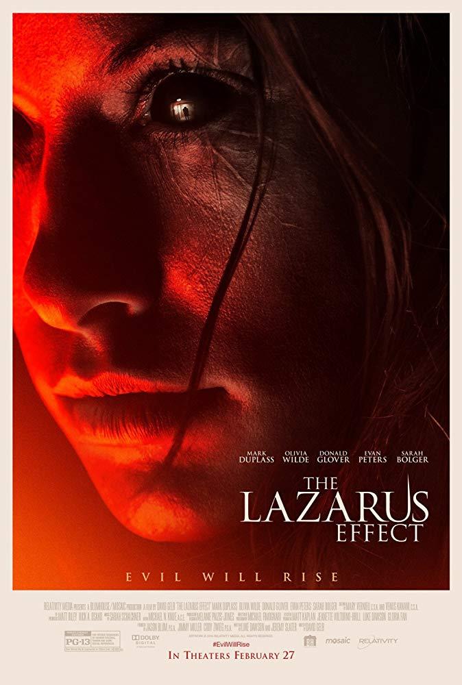 دانلود فیلم اثر لازاروس 2015 The Lazarus Effect سانسور شده + دوبله فارسی