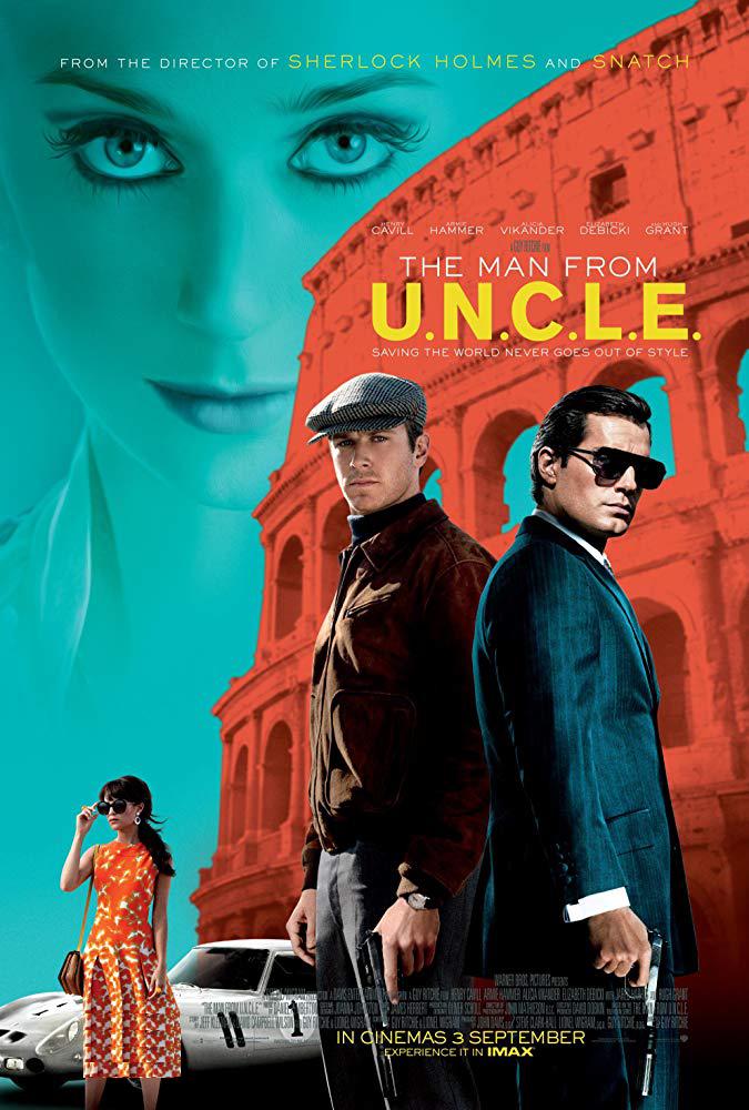 دانلود فیلم مردی از یو.ان.سی.ال.ای The Man from U.N.C.L.E 2015 سانسور شده + دوبله فارسی