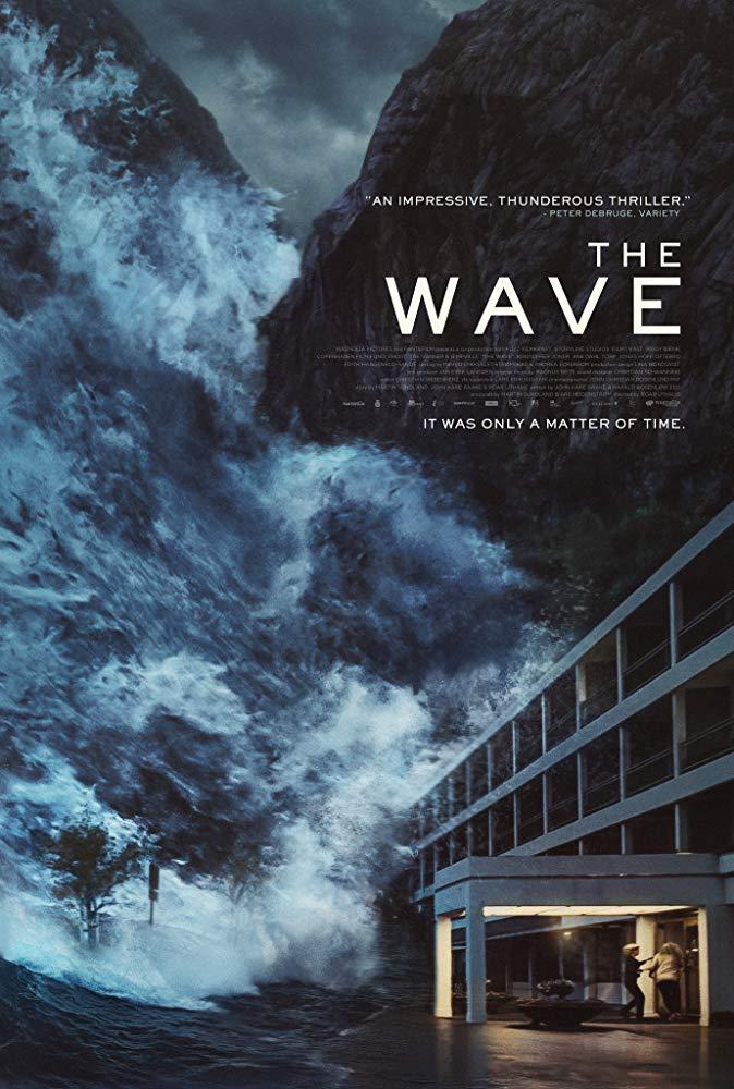 دانلود فیلم موج 2015 The Wave سانسور شده + دوبله فارسی
