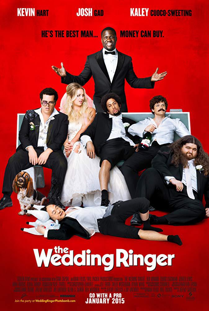 دانلود فیلم سخنران عروسی 2015 The Wedding Ringer سانسور شده + دوبله فارسی