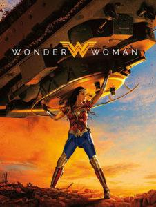 دانلود فیلم زن شگفت انگیز 2017 Wonder Woman سانسور شده + دوبله فارسی