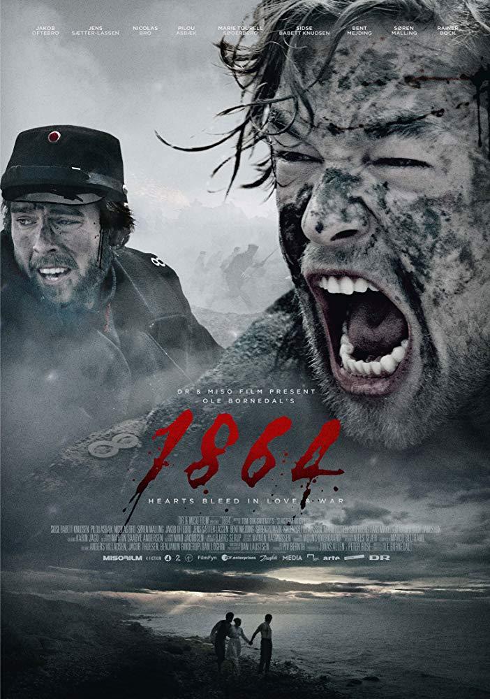 دانلود فیلم 1864 سال جنگ و افتخار 1864 2014 سانسور شده + دوبله فارسی
