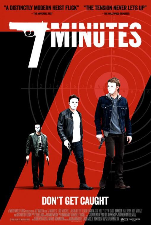دانلود فیلم 7 دقیقه Seven Minutes 2014 سانسور شده + دوبله فارسی
