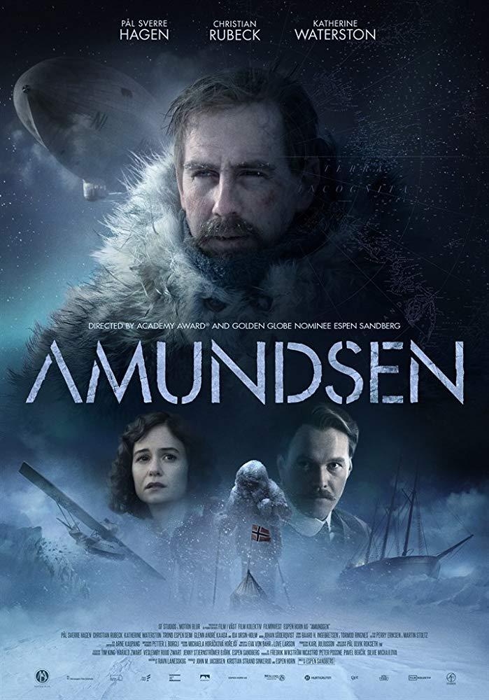 دانلود فیلم آمونسن Amundsen 2019 سانسور شده + زیرنویس فارسی