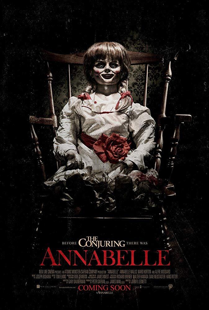 دانلود فیلم آنابل Annabelle 2014 سانسور شده + دوبله فارسی