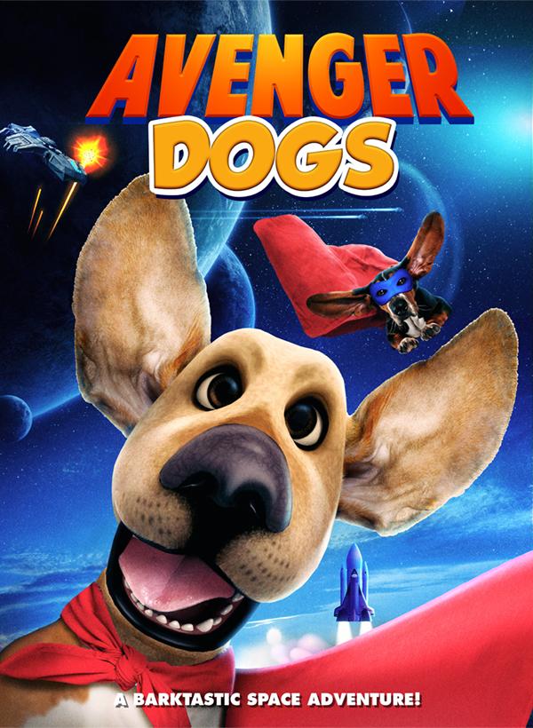 دانلود فیلم سگ های انتقام جو Avenger Dogs 2019 سانسور شده + دوبله فارسی