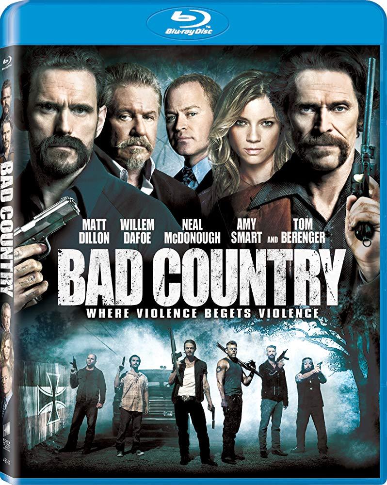 دانلود فیلم سرزمین بد Bad Country 2014 سانسور شده + دوبله فارسی