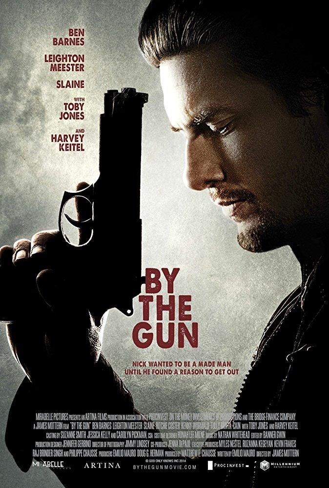 دانلود فیلم با تفنگ By the Gun 2014 سانسور شده + دوبله فارسی