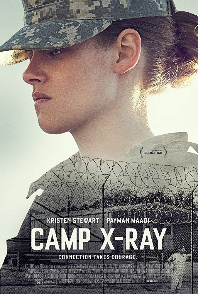 دانلود فیلم کمپ ایکس ری Camp X-Ray 2014 سانسور شده + دوبله فارسی
