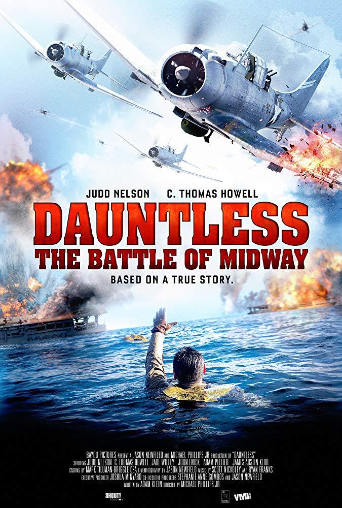دانلود فیلم بی پروا نبرد دریایی میدوی Dauntless 2019 سانسور شده + زیرنویس فارسی