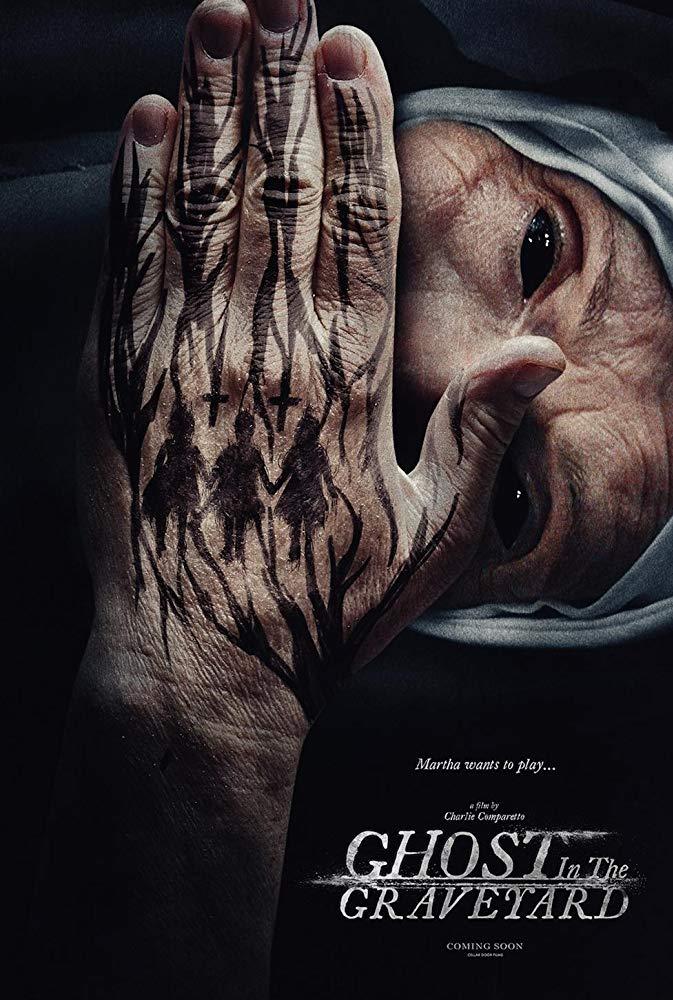 دانلود فیلم شبحی در قبرستان Ghost in the Graveyard 2019 سانسور شده + زیرنویس فارسی