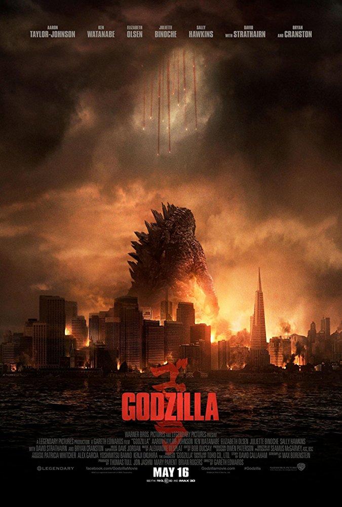 دانلود فیلم گودزیلا Godzilla 2014 سانسور شده + دوبله فارسی