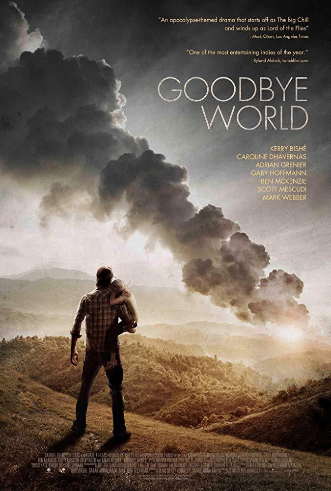 دانلود فیلم بدرود دنیا Goodbye World 2014 سانسور شده + دوبله فارسی