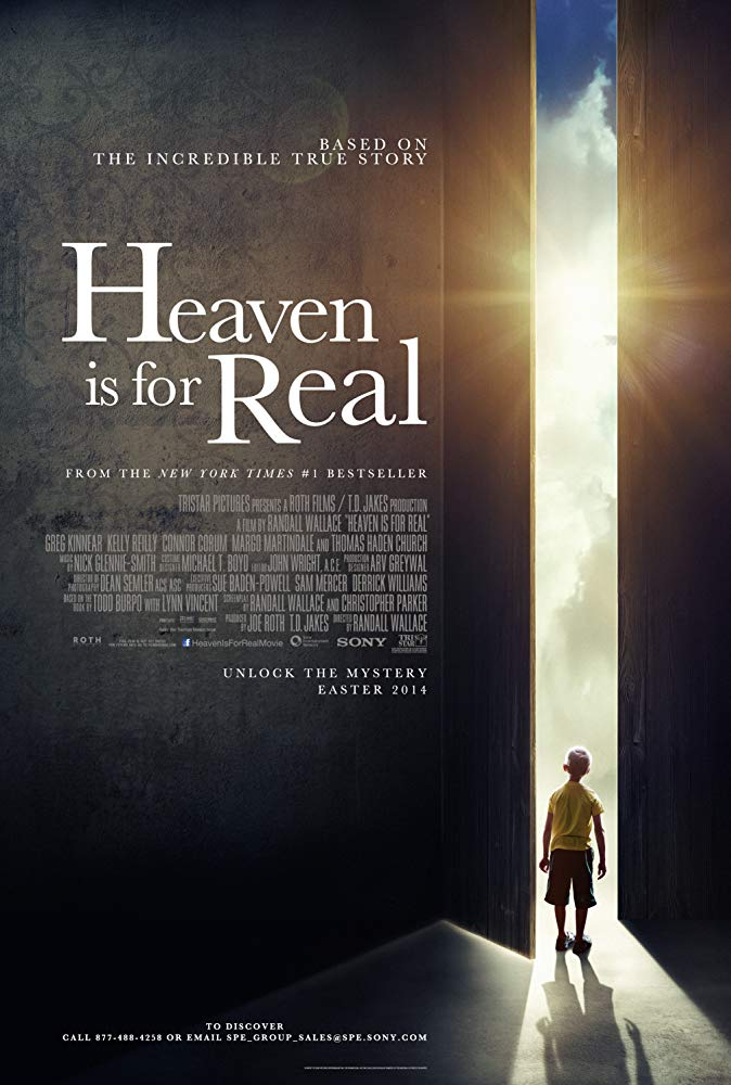 دانلود فیلم بهشت واقعی Heaven Is for Real 2014 سانسور شده + دوبله فارسی