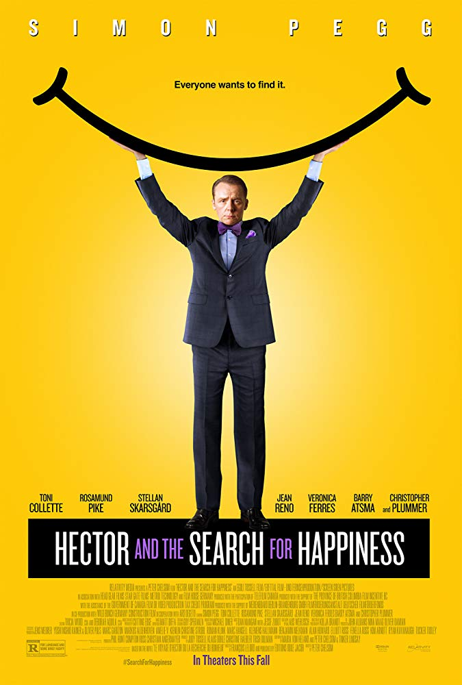 دانلود فیلم هکتور در جستجوی خوشبختی Hector and the Search for Happiness 2014 سانسور شده + دوبله فارسی