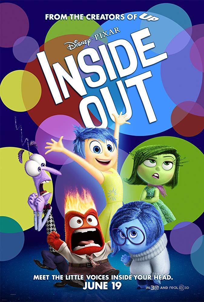 دانلود فیلم درون و بیرون Inside Out 2015 سانسور شده + دوبله فارسی