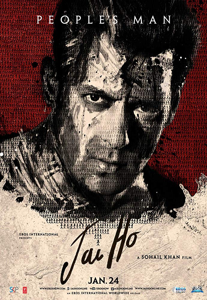 دانلود فیلم هندی جی هو Jai Ho 2014 سانسور شده + دوبله فارسی
