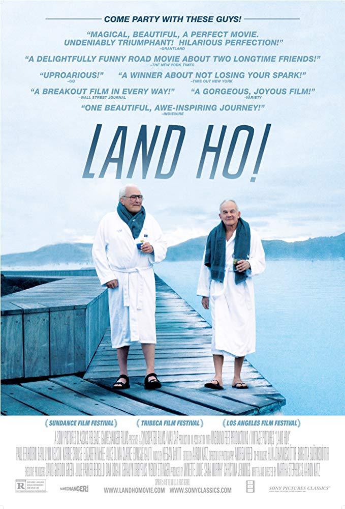 دانلود فیلم سرزمین هو Land Ho 2014 سانسور شده + دوبله فارسی