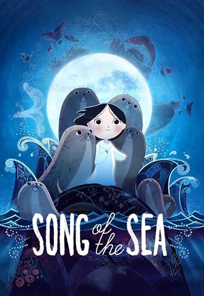 دانلود فیلم آوازه دریا Song of the Sea 2014 سانسور شده + دوبله فارسی