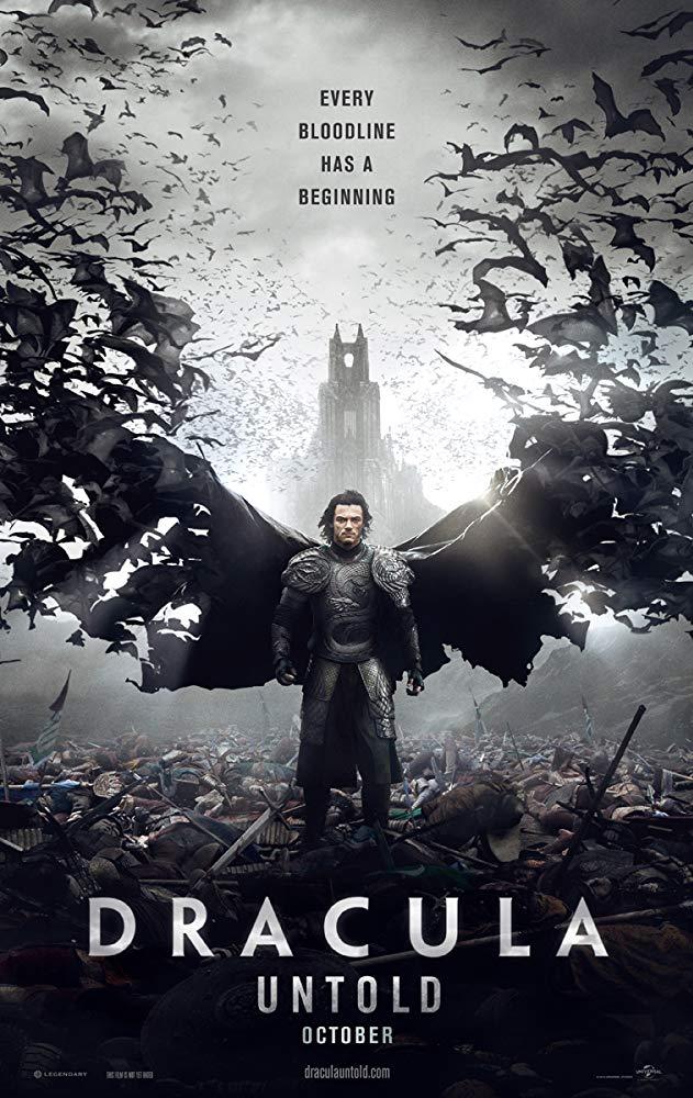 دانلود فیلم ناگفتههای دراکولا Dracula Untold 2014 سانسور شده + دوبله فارسی