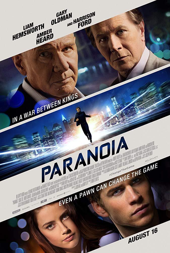 دانلود فیلم توهم Paranoia 2013 سانسور شده + دوبله فارسی