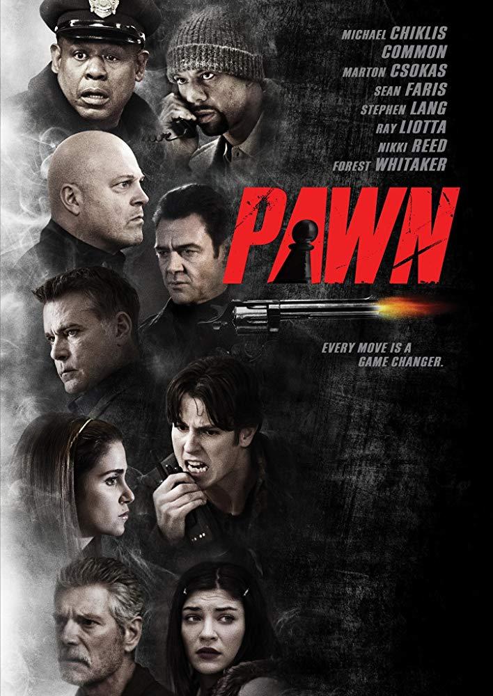 دانلود فیلم مهره Pawn 2013 سانسور شده + دوبله فارسی