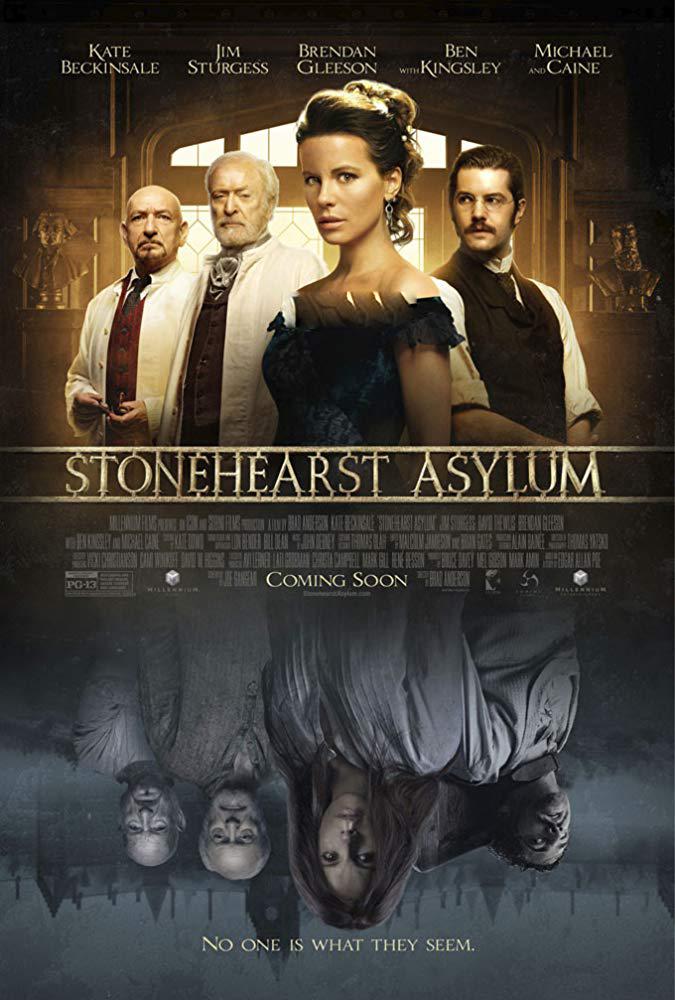 دانلود فیلم تیمارستان استونهیرست Stonehearst Asylum 2014 سانسور شده + دوبله فارسی