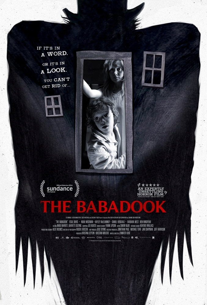 دانلود فیلم بابادوک The Babadook 2014 سانسور شده + دوبله فارسی