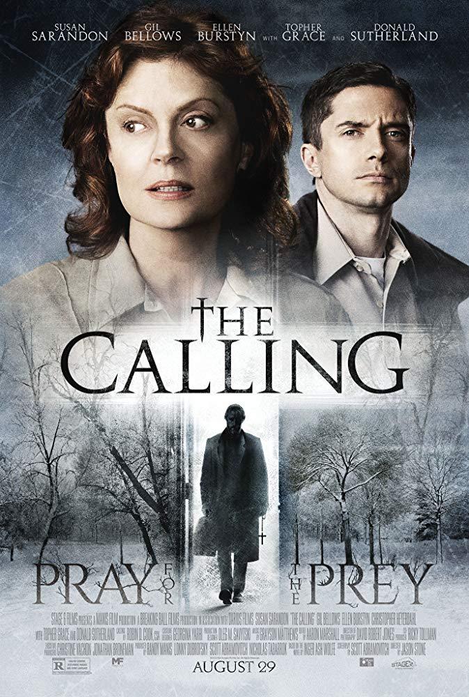 دانلود فیلم هراس The Calling 2014 سانسور شده + دوبله فارسی