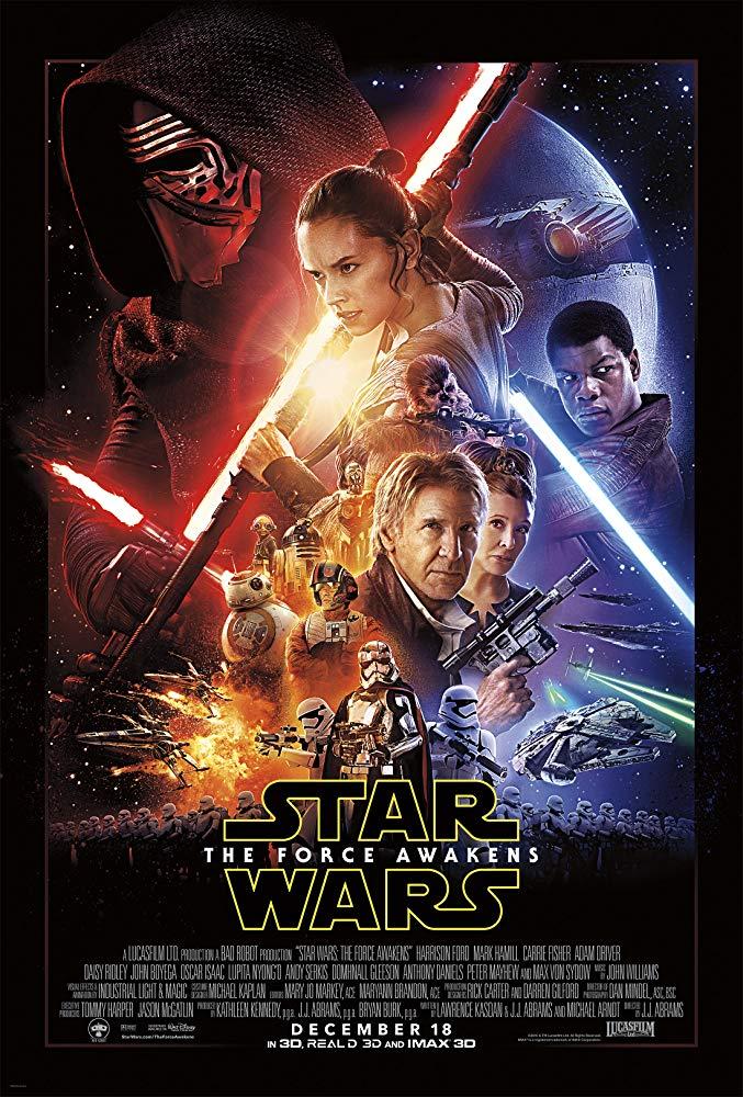 دانلود فیلم جنگ ستارگان نیرو برمی خیزد Star Wars The Force Awakens 2015 سانسور شده + دوبله فارسی