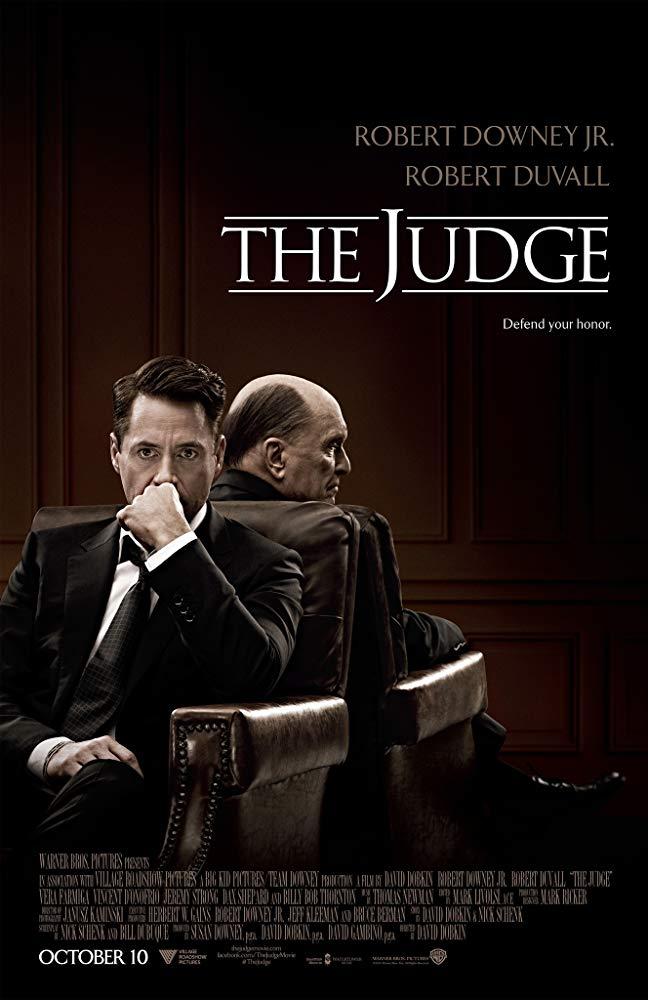 دانلود فیلم قاضی The Judge 2014 سانسور شده + دوبله فارسی