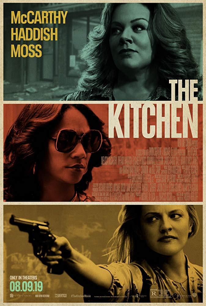 دانلود فیلم آشپزخانه 2019 The Kitchen سانسور شده + زیرنویس فارسی