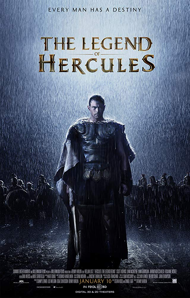 دانلود فیلم افسانه هرکول The Legend of Hercules 2014 سانسور شده + دوبله فارسی