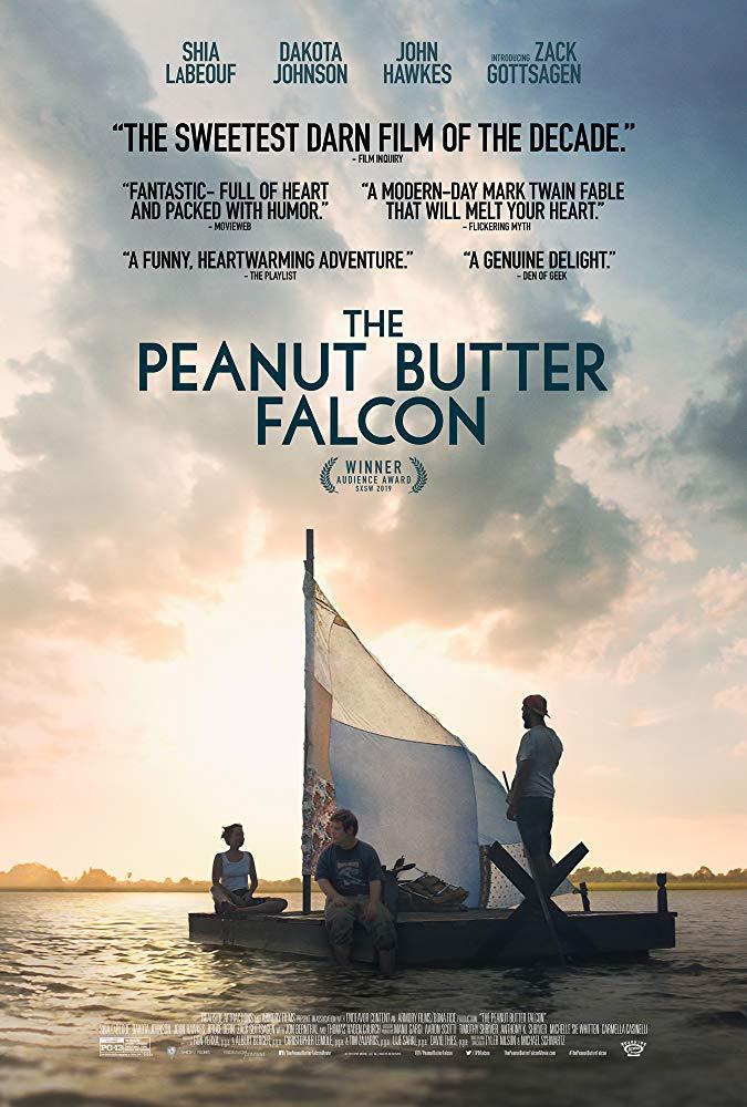 دانلود فیلم طعمه کره بادام زمینی The Peanut Butter Falcon 2019 سانسور شده + زیرنویس فارسی