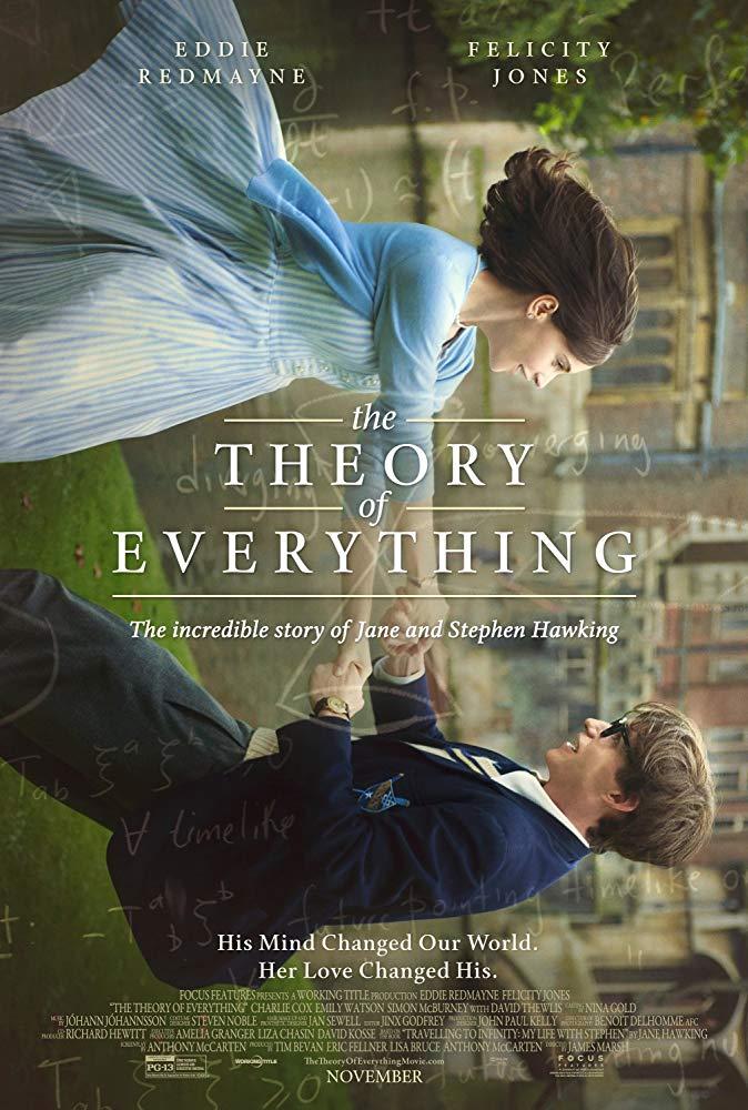 دانلود فیلم نظریه همهچیز The Theory of Everything 2014 سانسور شده + دوبله فارسی