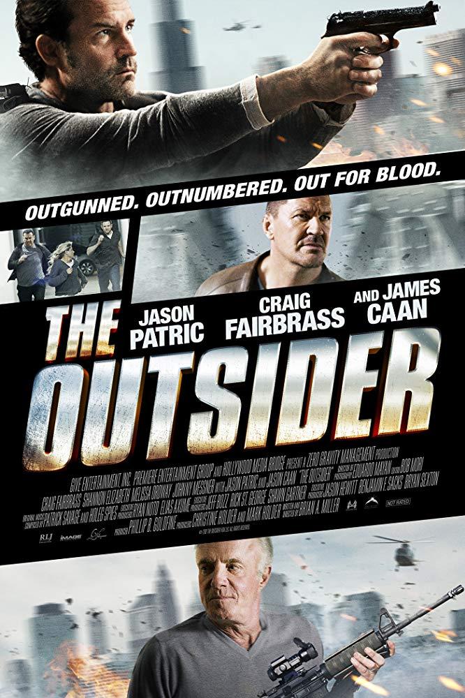 دانلود فیلم خارجی The Outsider 2014 سانسور شده + دوبله فارسی