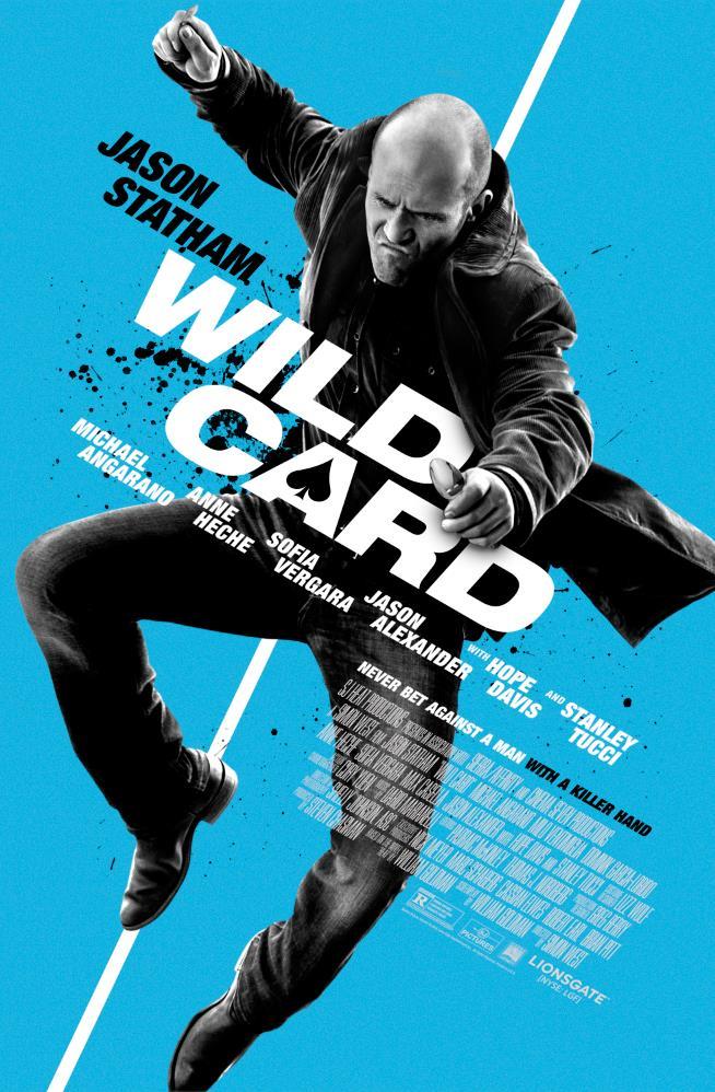 دانلود فیلم برگ برنده Wild Card 2015 سانسور شده + دوبله فارسی