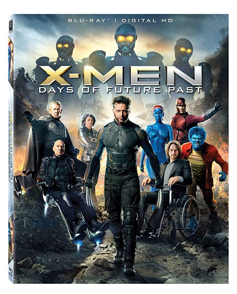 دانلود فیلم مردان ایکس روزهای گذشته آینده X-Men Days of Future Past 2014 سانسور شده + دوبله فارسی