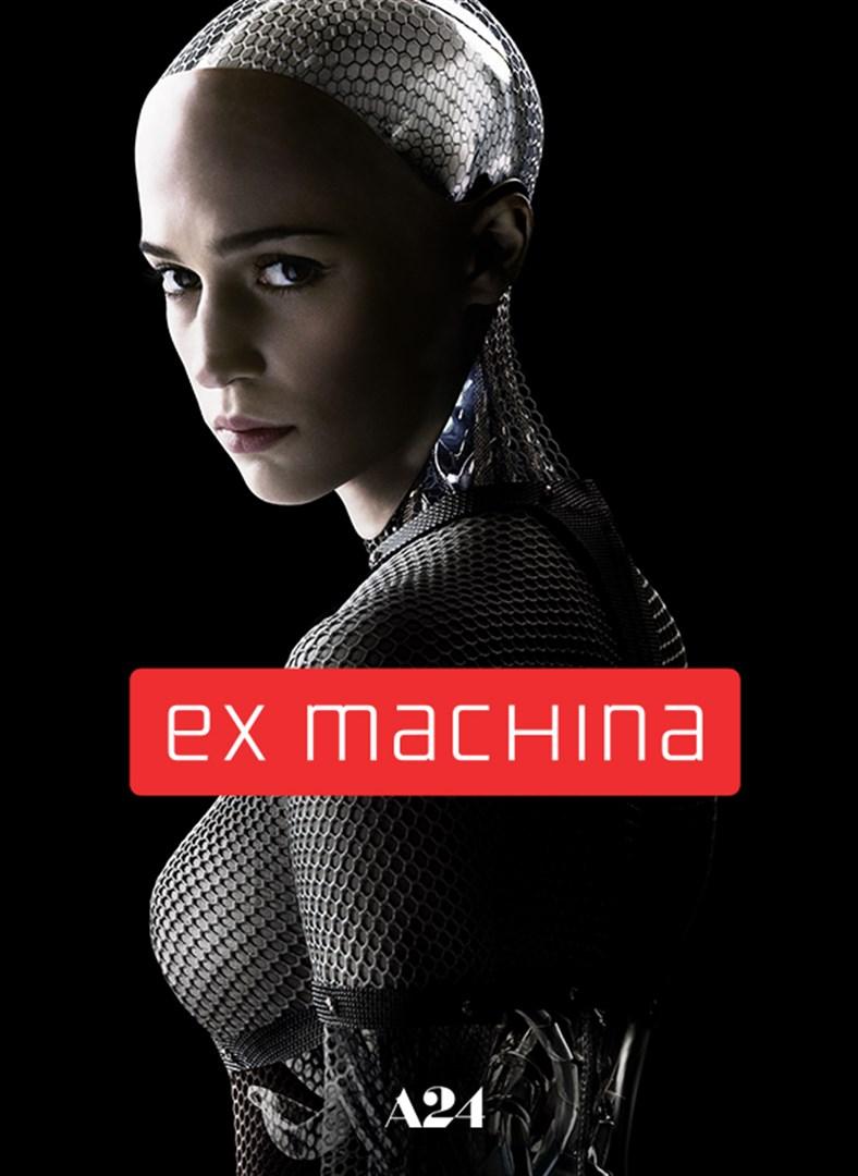دانلود فیلم فراماشین Ex Machina 2015 سانسور شده + دوبله فارسی