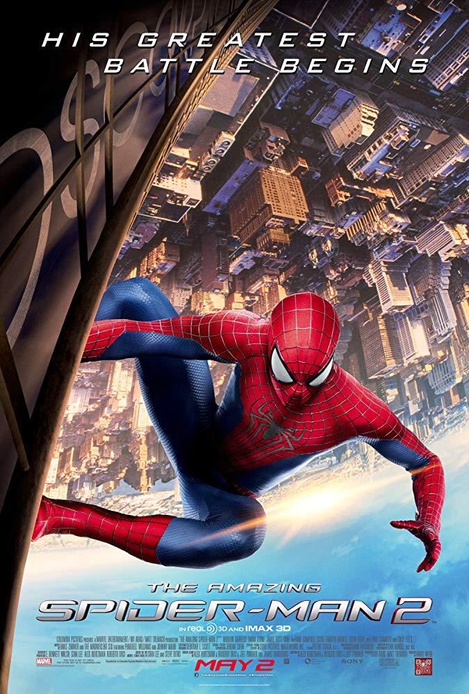 دانلود فیلم مرد عنکبوتی شگفت انگیز 2 The Amazing Spider-Man 2 2014 سانسور شده + دوبله فارسی