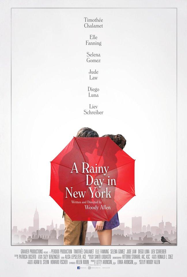 دانلود فیلم یک روز بارانی در نیویورک A Rainy Day in New York 2019