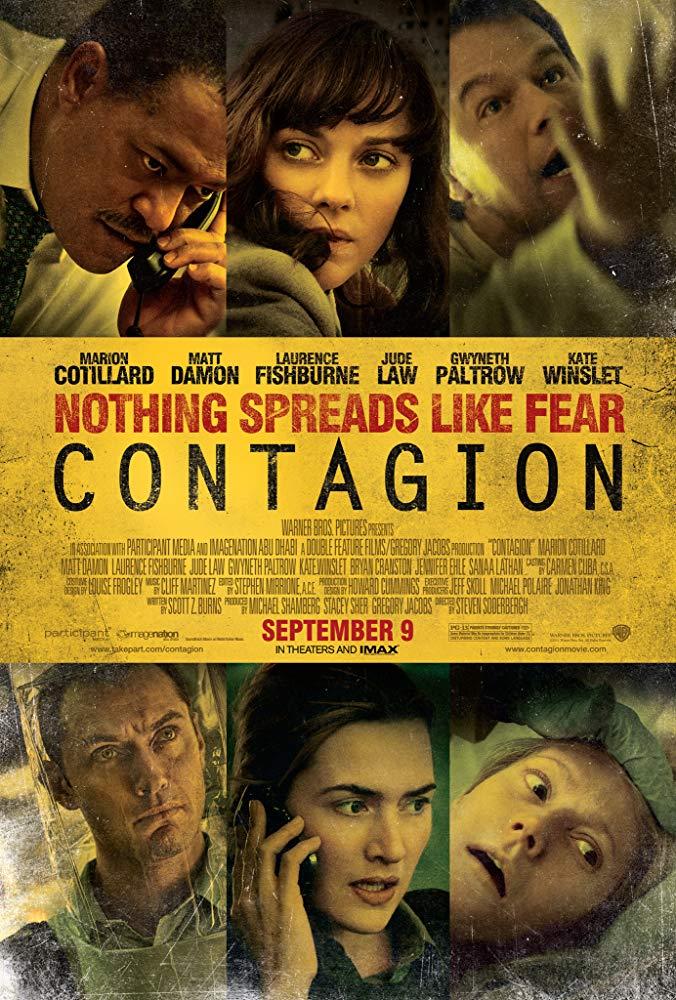 دانلود فیلم شیوع Contagion 2011 با زیرنویس فارسی