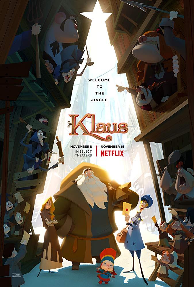 دانلود فیلم Klaus 2019 فیلم کلاوس